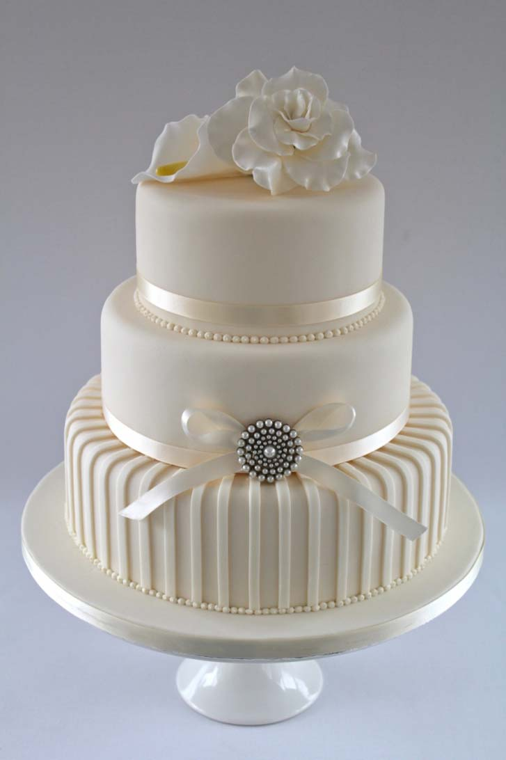 Simple Wedding Cakes 66 Popular Make Your Own Wedding