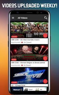 Watch WWE TV Pro v1.0 Latest APK is Here!