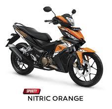 Supra GTR 150 Orange