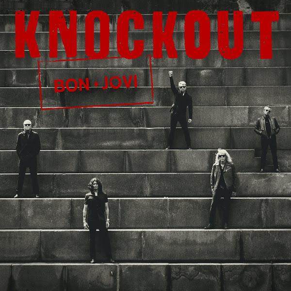 Bon Jovi - Knockout - Single Cover