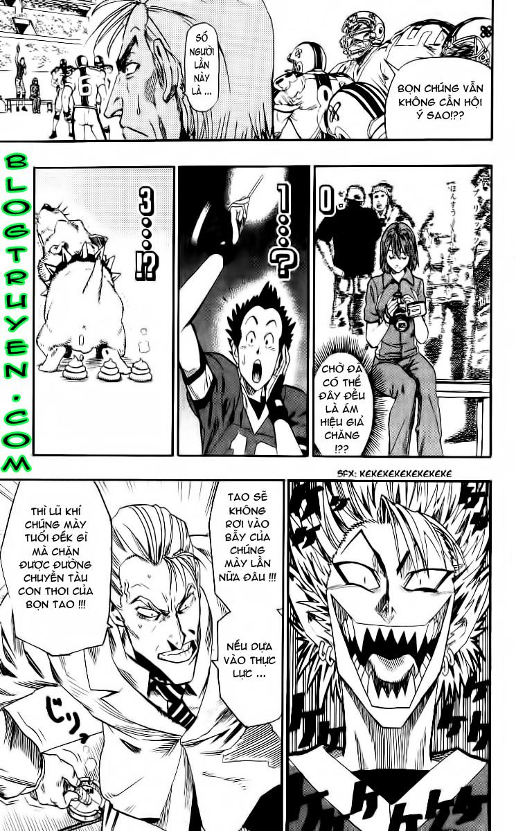 Eyeshield 21 chapter 68 trang 6