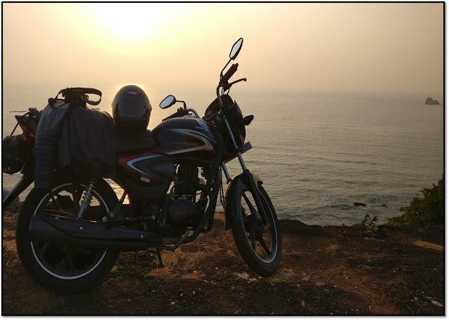 Goa, mumbai to goa bike