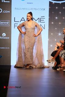 Bollywood Actress Bipasha Basu Walks On Ramp For Fali Shane Pea At LFW Summer 2017  0018.jpg