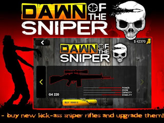Dawn Of The Sniper Mod Apk v1.2.5 (Unlimited Money)
