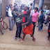 MUST WATCH: Kenyan Woman Punched a Man At a Market Place; What He Did Next Will Shock You!