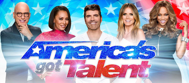 Video interview: Heidi Klum talks live show for week 3 of 'America's Got Talent'