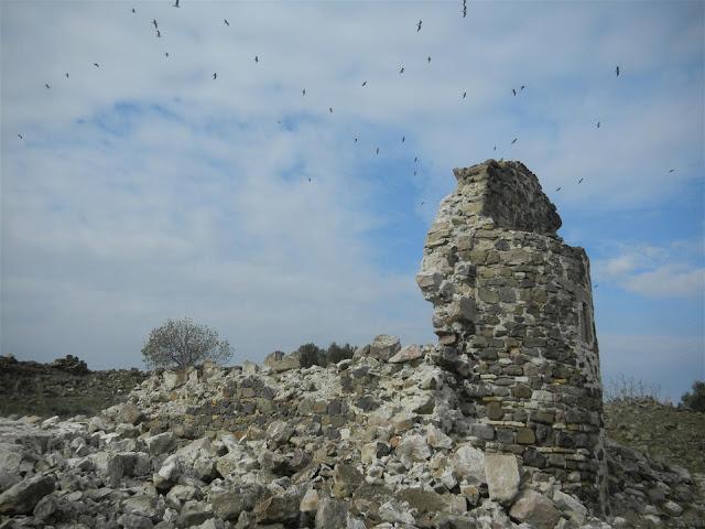 Treasure hunters destroy historic Greek chapel on Turkey's Cunda island