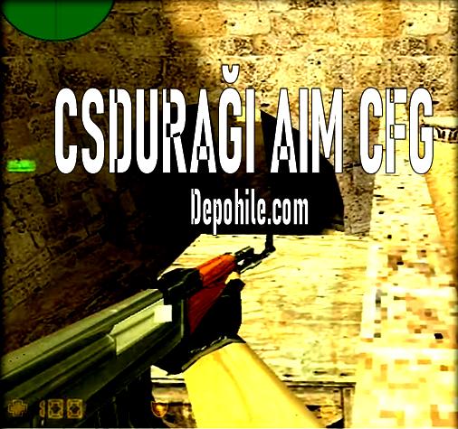 CS 1.6 Samgar CFG Aim, Headshot, FPS Sabitleme 2020 (CSDurağı)
