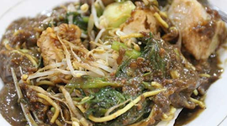 masakan Jawa timur sederhana