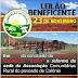 BROTAS DE MACAÚBAS: LEILÃO BENEFICENTE NO POVOADO DE COLÔNIA