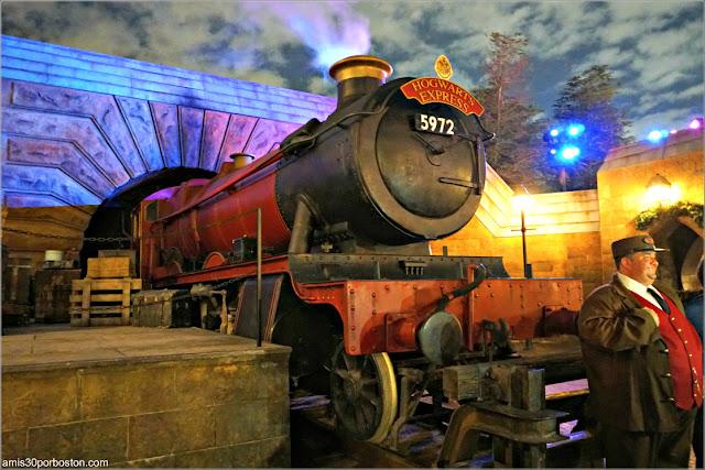 Hogwarts Express en Universal Orlando, Florida
