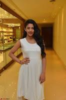 Daksha Nagarkar Cute Beauty in Sleeveless White Dress at Khwaaish Exhibition Launch 2017 ~  Exclusive 022.JPG