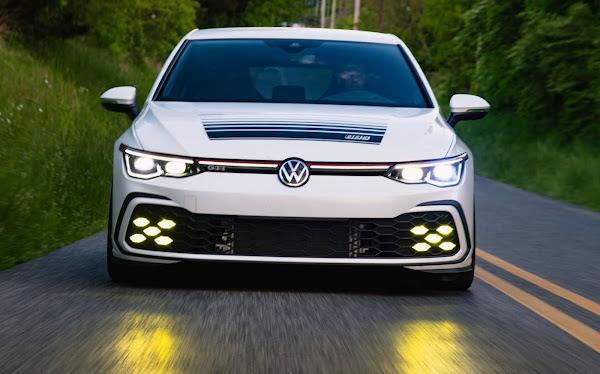 Volkswagen Golf GTI BBS Concept celebra o mundo do tunning
