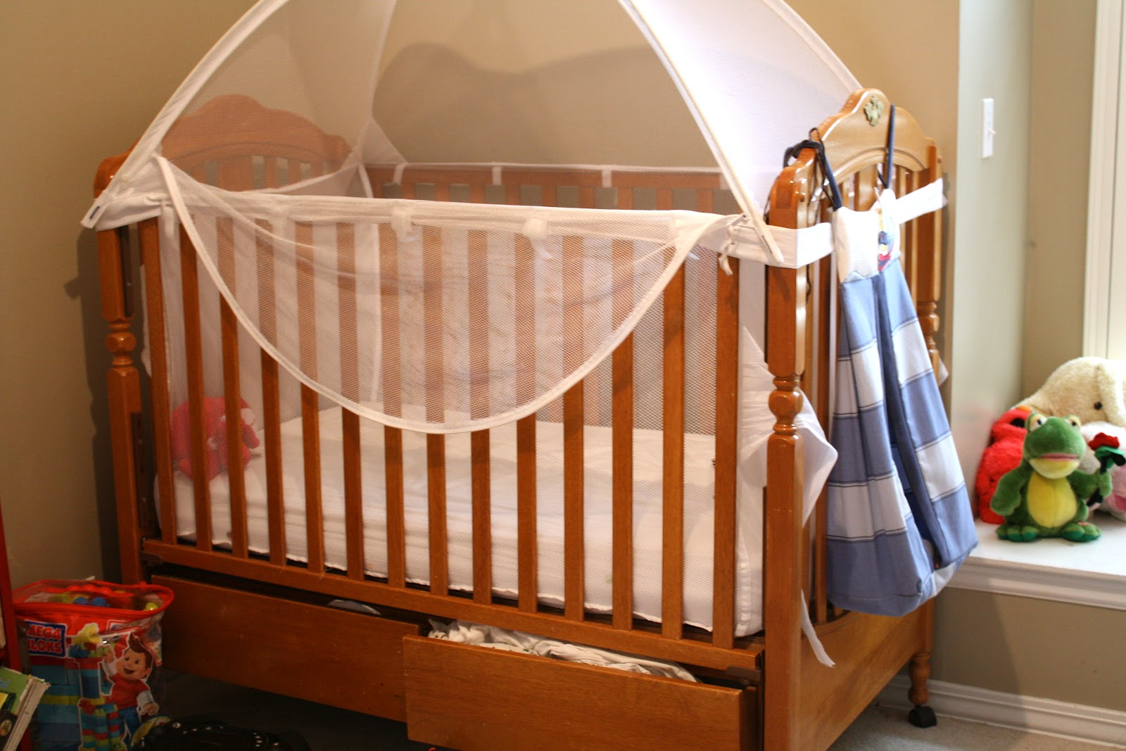 Pack And Play Crib Tent
