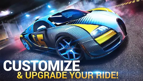 Asphalt 8 Highly Compressed