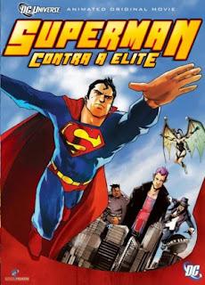 Assistir Superman Contra a Elite – Dublado