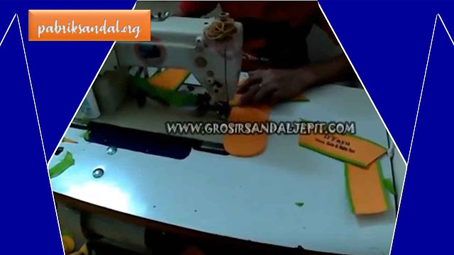 Pabrik Sandal Menembus Hotel Berbintang di Indonesia