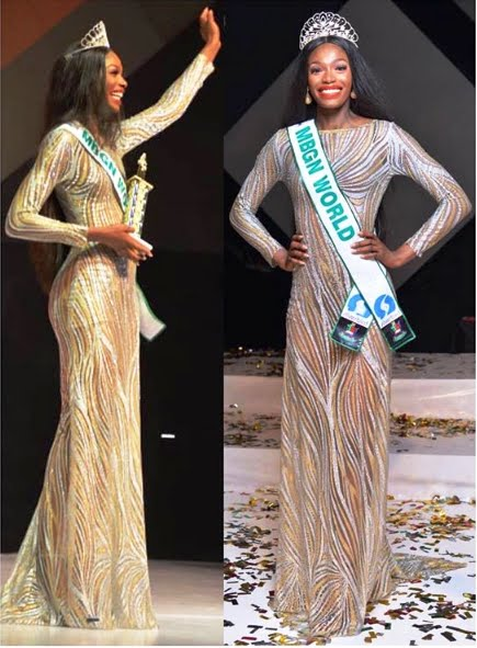 Meet The Most Beautiful Girl in Nigeria 2019