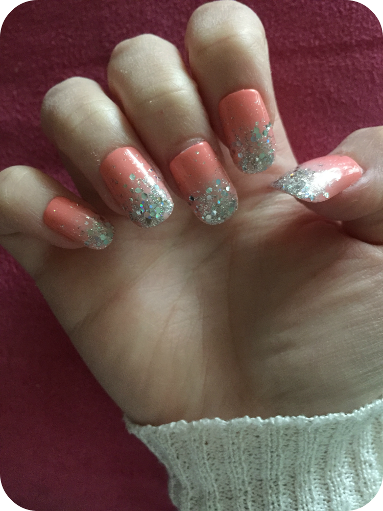 Kiss Fantasy Gel Nails In Freshen Up