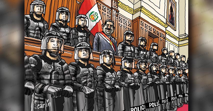 Carlincaturas Miércoles 11 Noviembre 2020 - La República