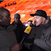 'F**k Arsene Wenger, please go, you're finished'- Watch how this Arsenal fan curses on Live TV after Arsenal's 5-1 loss to Bayern