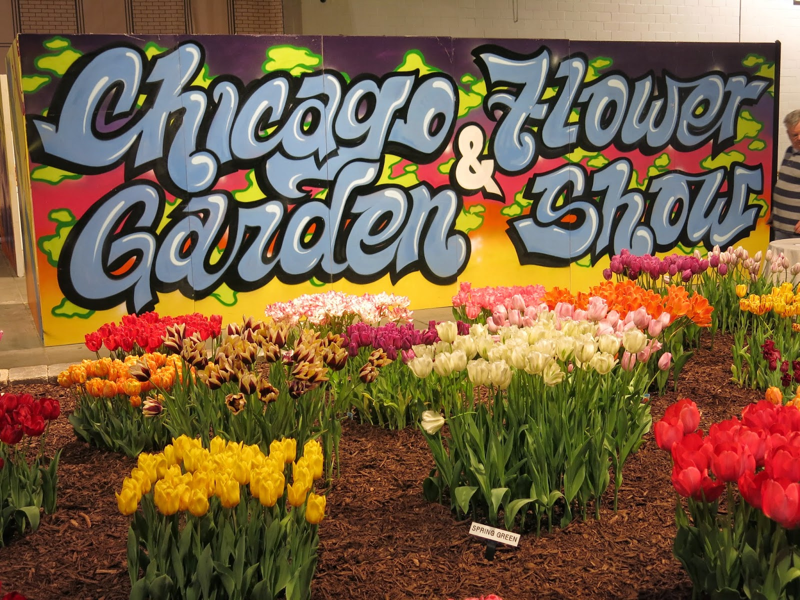 Kalamazoo seasons chicago flower and garden show for Chicago flower and garden show