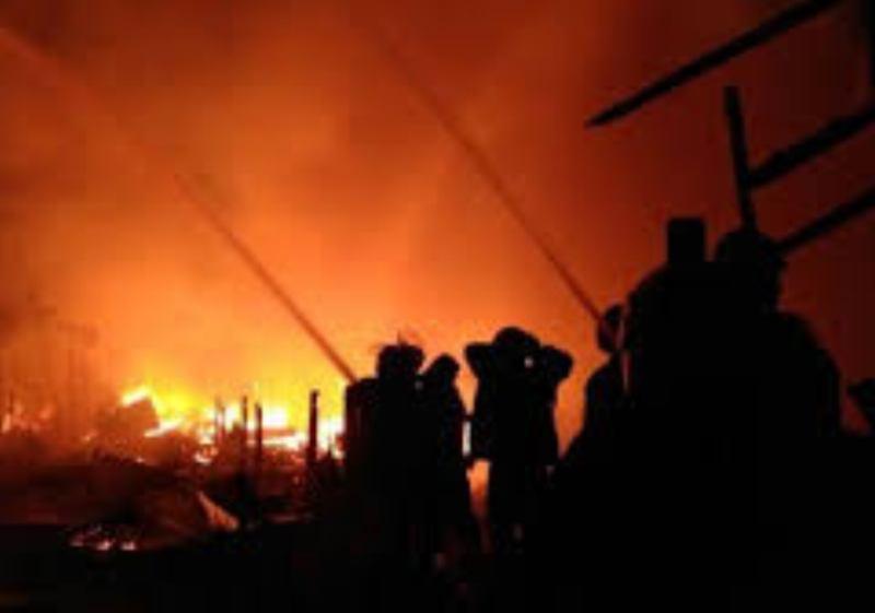 Tragis, Dua Warga di Cianjur Ini Tewas Tersengat Listrik saat Bantu Padamkan Api Pesantren yang Terbakar