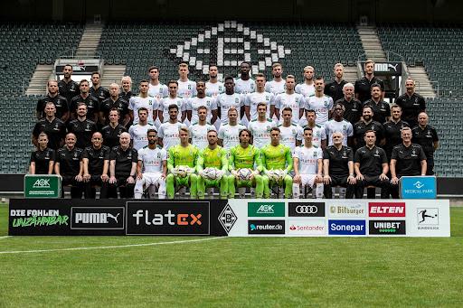 Mannschaftsfoto 2021/2022