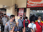 Kurang Dari 24 Jam, Polres Indramayu Berhasil Bekuk Pelaku Penusukan