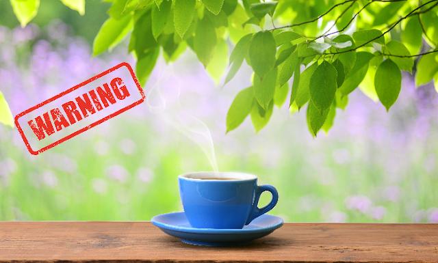 Hot tea, tea, Warning hot Tea  Warning Drinking hot Tea cause cancer