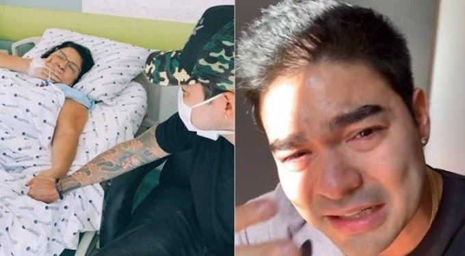 """Yudi Tamashiro Diz Que Mãe Está Curada de Câncer Após Cirurgia: """"Deus Fez Um Milagre"""""""