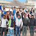किसान चौपाल कार्यक्रम मे भड़के किसानों ने प्रखंड कृषि पदाधिकारी के तबादले की की मांग