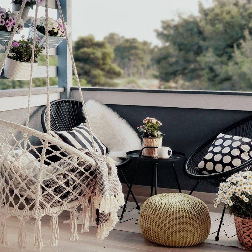uredi-dom-kafa-balkon-terasa-cvijeće-odmor-vikend
