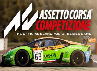 Descargar Assetto Corsa Competizione PC Full Español