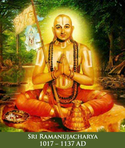 A Collection of Teachings of Sri Ramanuja