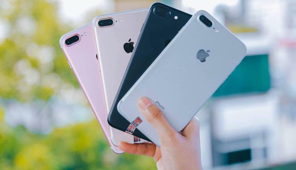 Điện thoại iphone hàng lướt, like new, 99% là gì?