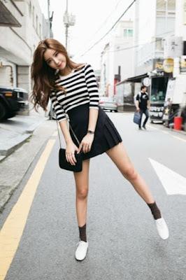 rok mini terpendek di dunia
