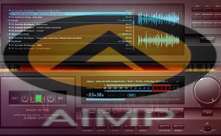 افضل برنامج تشغيل موسيقىAIMP للكمبيوتر و الاندرويد