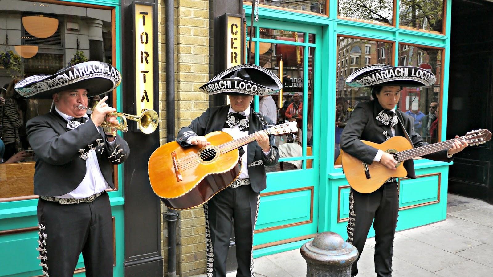 La Bodega Negra Soho Mariachi Band