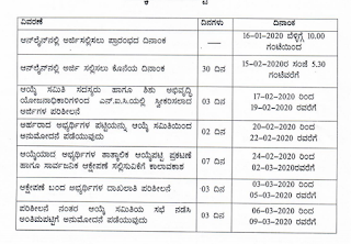 WCD Mysore District Anganwadi helper, Mini Anganwadi Worker, Anganwadi karyakarta Govt jobs Online Recruitment 2020