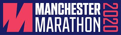 Manchester Marathon 2020 banner