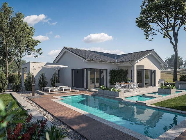 80 Square Meter House Design Bungalow