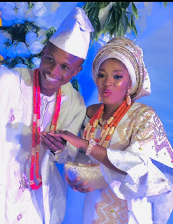 New Home Begins As Ogun Fashion Designer  Ties  Knot With Long Time Lover