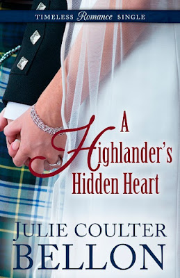 Heidi Reads... A Highlander's Hidden Heart by Julie Coulter Bellon