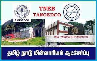 TNEB-TANGEDCO Recruitment 2019 5000 Gangman (Trainee) Posts