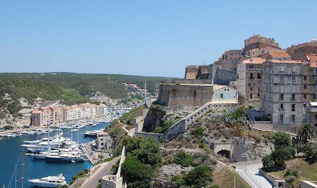 Bonifácio – Corsica - France