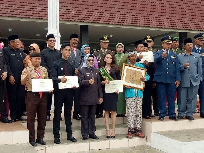 UPACARA SUMPAH PEMDUA KE-89 TINGKAT KABUPATEN SUBANG