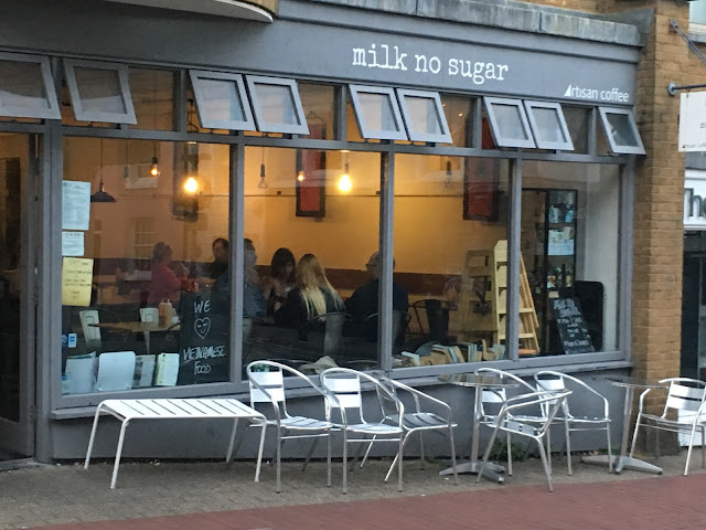 Foodie Friday - Vietnamese Milk No Sugar in Brighton, photo by modern bric a brac