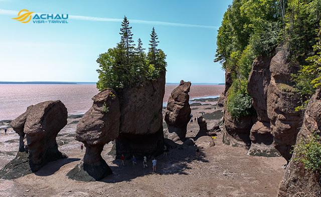 Những địa điểm đẹp quên lối về khi du lịch Canada2