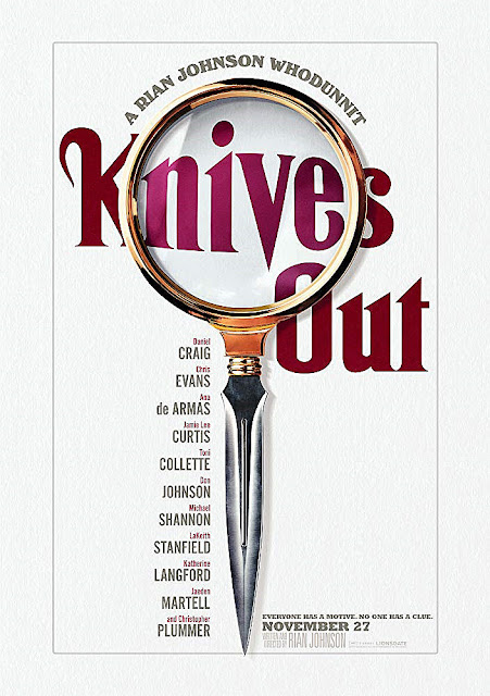 Sinopsis Film Knives Out (2019) - Chris Evans, Daniel Craig